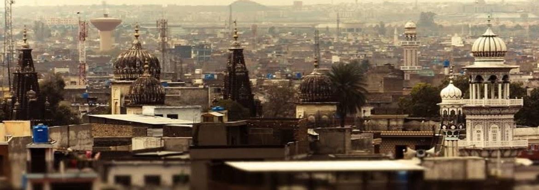 A still of Rawalpindi city