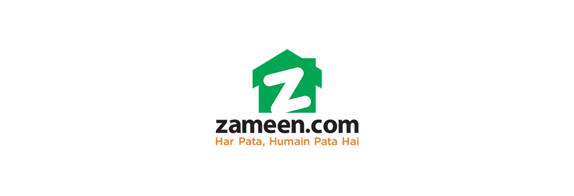 The Logo of Zameen.com