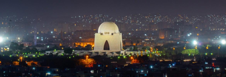 Still of tomb of Quaid (Karachi)