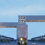 LDA City enterance